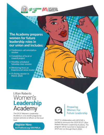 Women's Leadership Academy